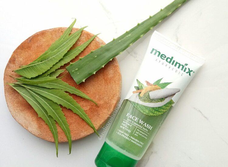 Medimix Ayurvedic Face Wash Review