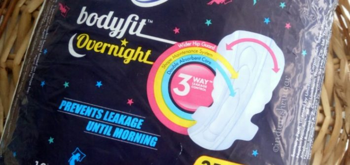 Sofy Bodyfit Overnight Sanitary pads review