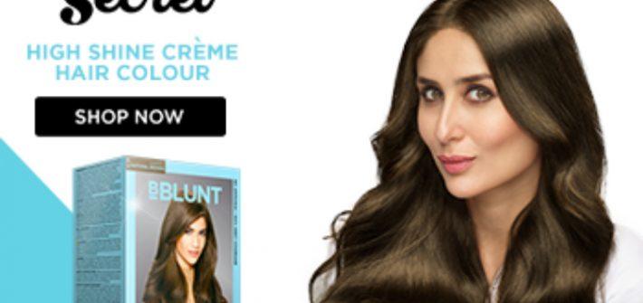 BBlunt Salon Secret hair colour review