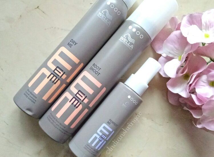 Wella Professionals EIMI Range Review