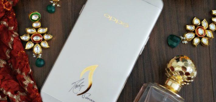 OPPO F1s Diwali Edition