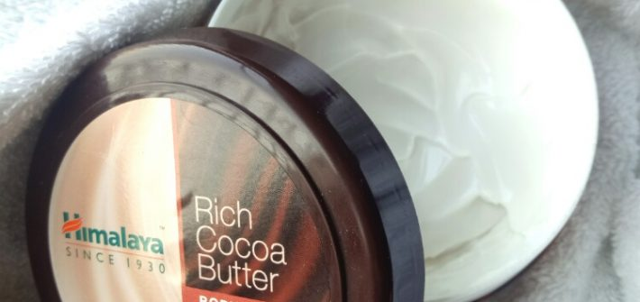 HImalaya Cocoa Butter Body Cream review