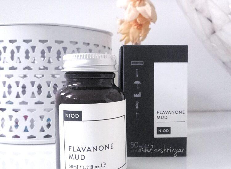 NIOD Flavanone Mud review