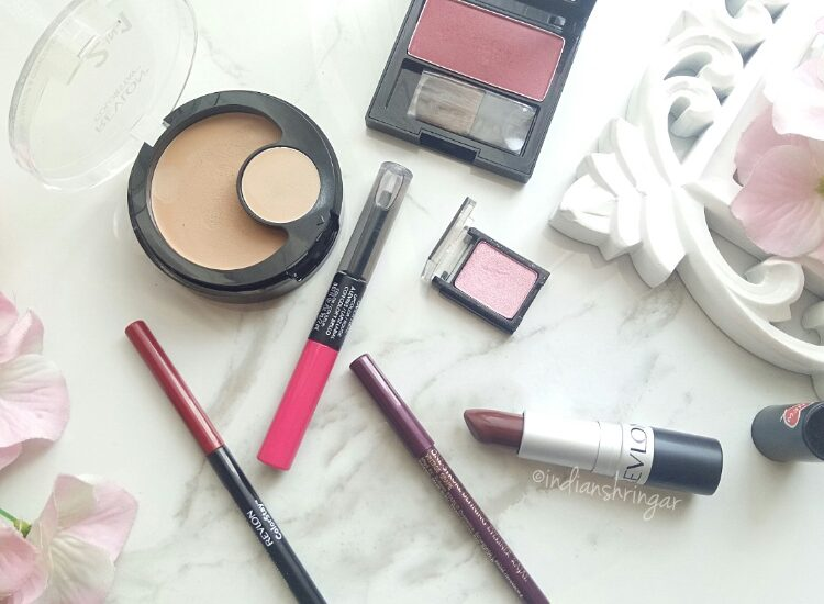 Valentine's Day makeup look with Revlon