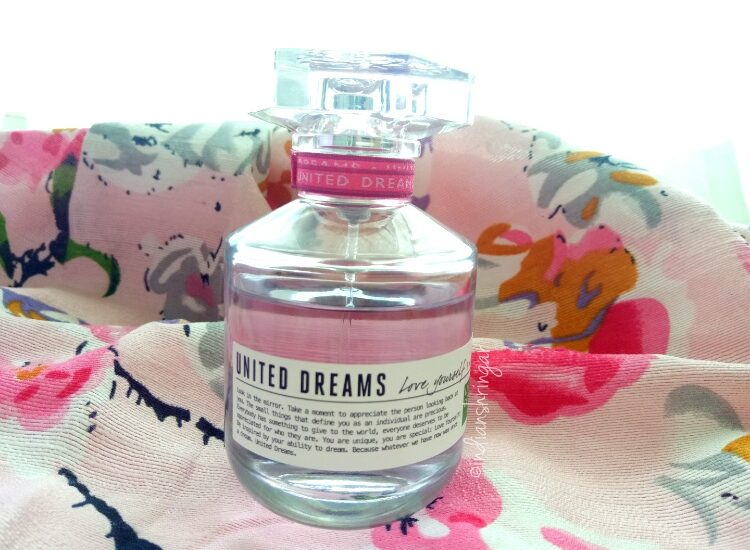 Benetton United Dreams EDT Review