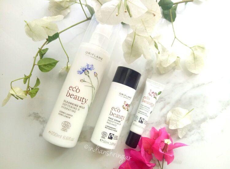 Oriflame Eco Beauty range review