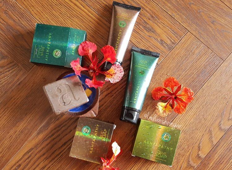 Shesha Beauty Ashtapathy Soap and Shampoo review