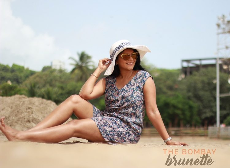 Playsuit - The Bombay Brunette