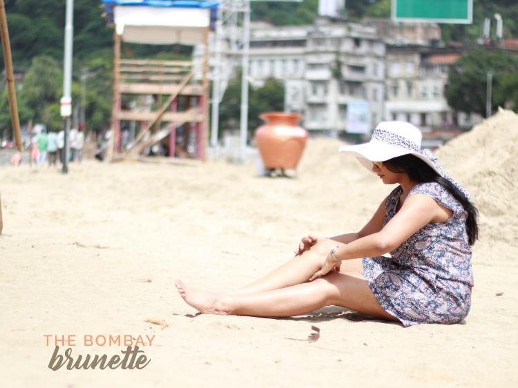 Playsuit - The Bombay Brunette