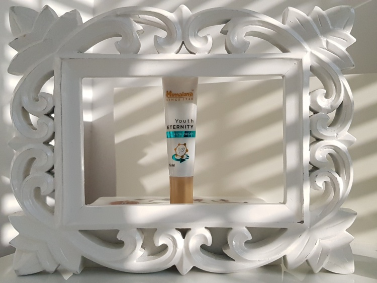 HImalaya Youth Eternity Undere Eye cream review