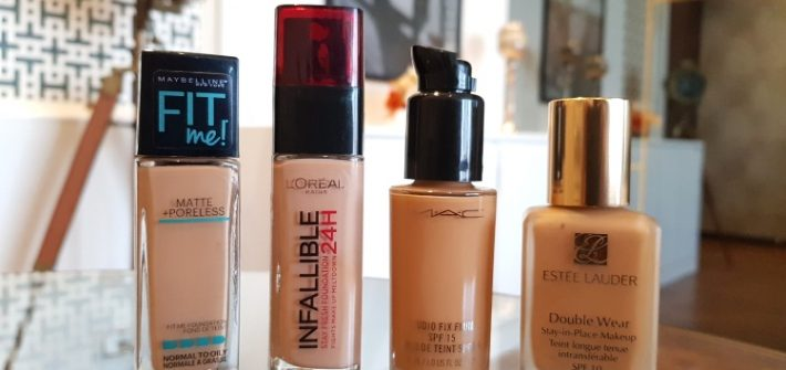 4 best long wear foundations in India