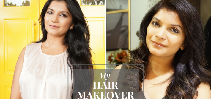 my hair makeover