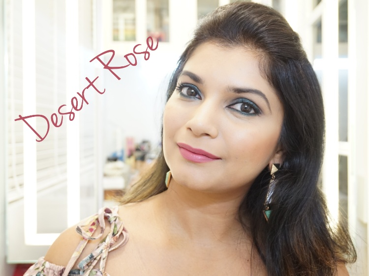 Faces Velvet Matte Lipstick Desert Rose