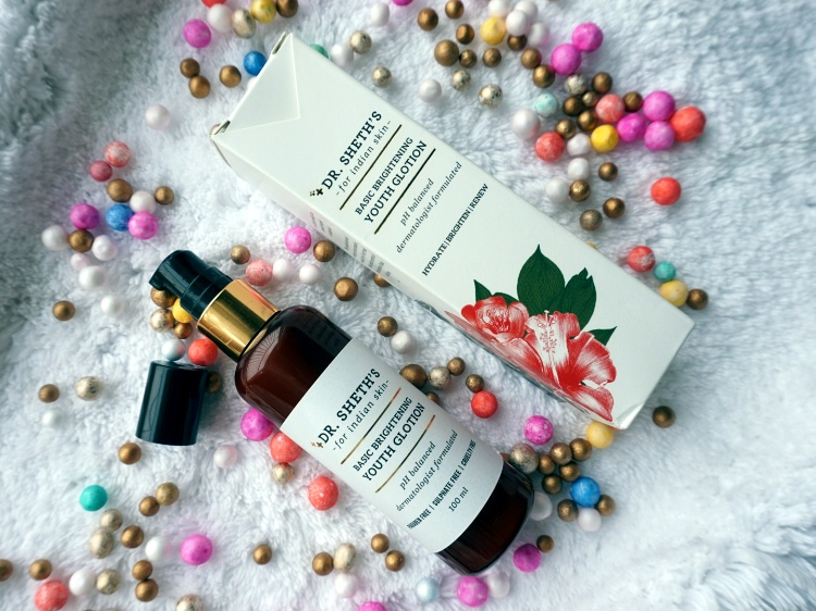 Dr. Sheth's Basic Brightening Youth Glotion Review