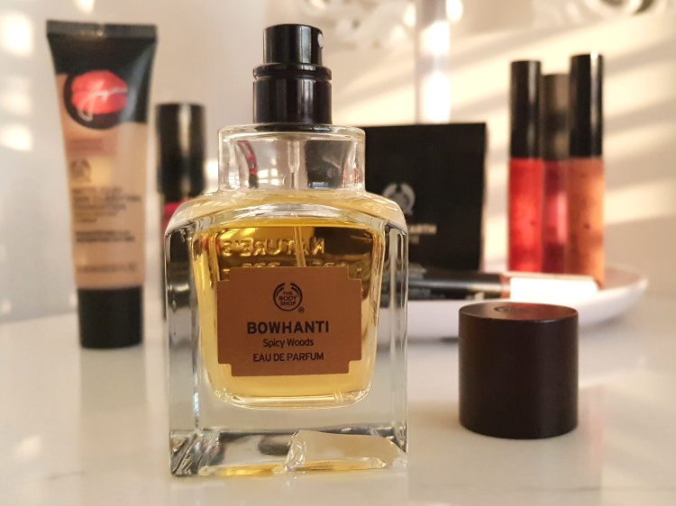 The Body Shop Elixirs of Nature EDP Review