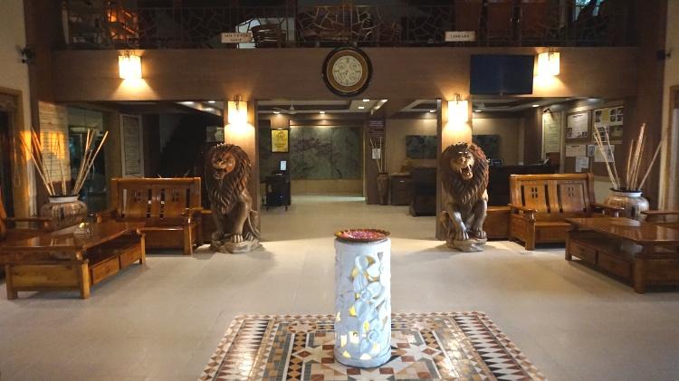 Fern Gir Forest Resort Lobby