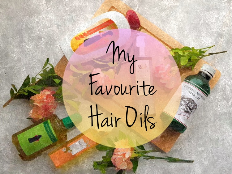 Best Hair oils for hair massage