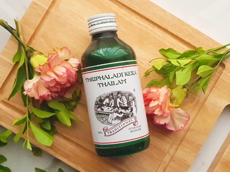 Kairali hair oil for hair massage