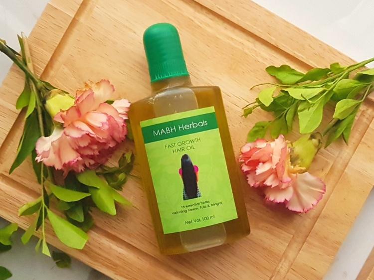 MABH hair oil for hair massage