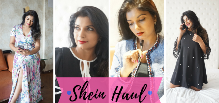 Shein shopping experience, haul and look book