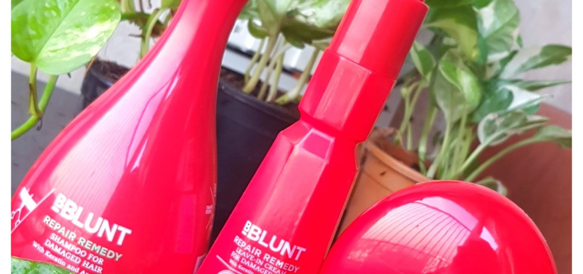 Bblunt Repair Remedy Range review