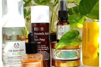 Antiaging morning skincare for dehydrated, sensitive skin