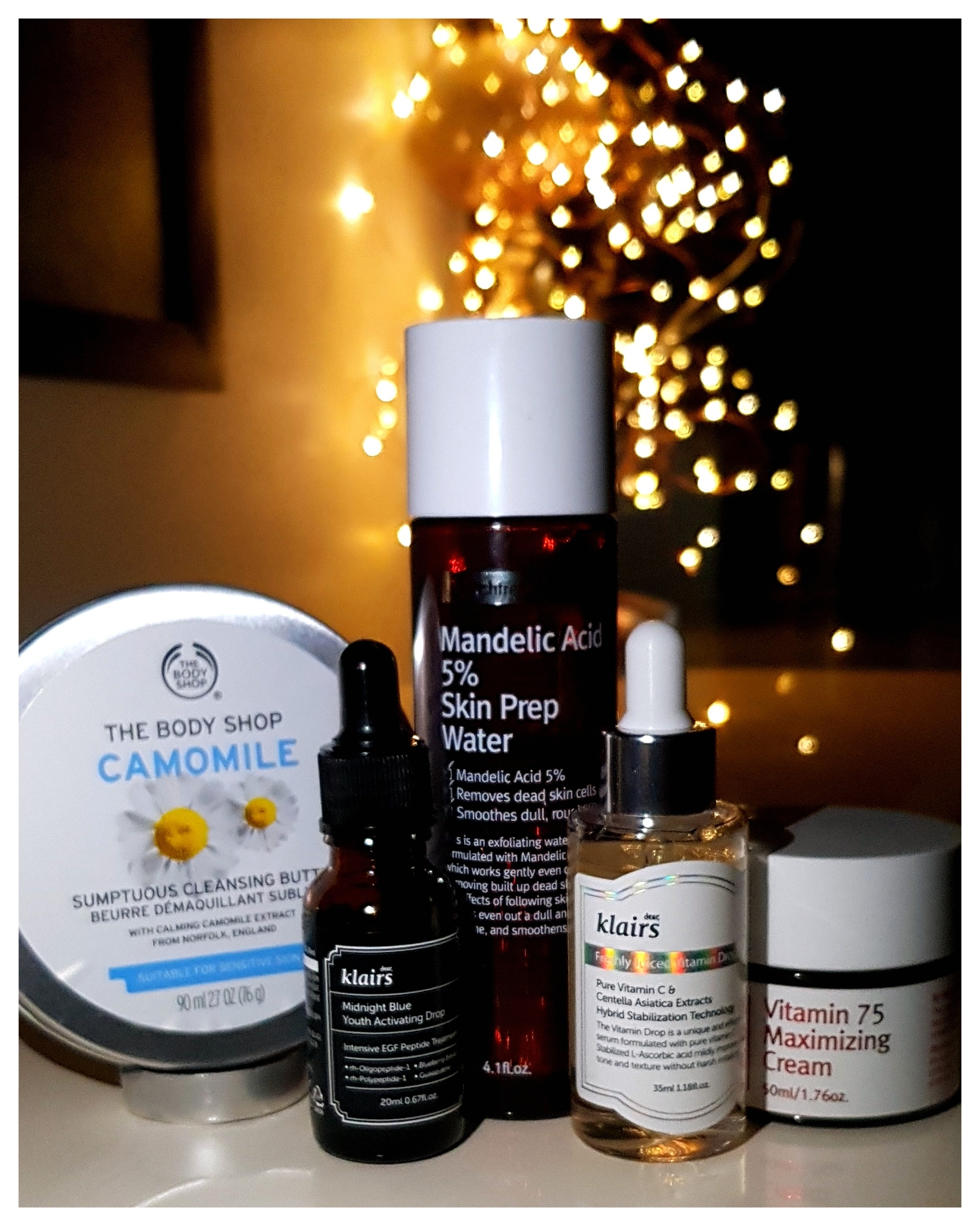 night time anti-aging skincare routine for dehydrated sensitive skin