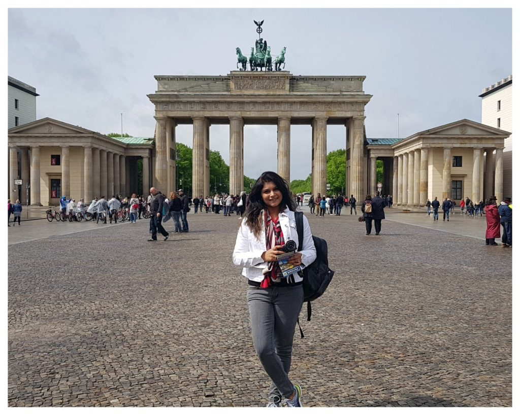 Germany & Austria itinerary