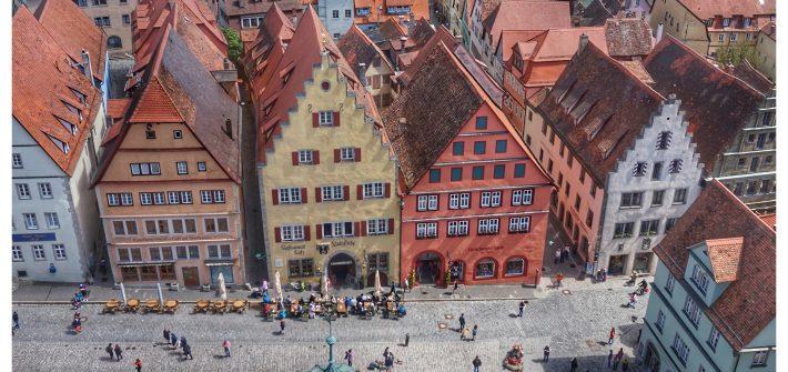 Germany & Austria itinerary