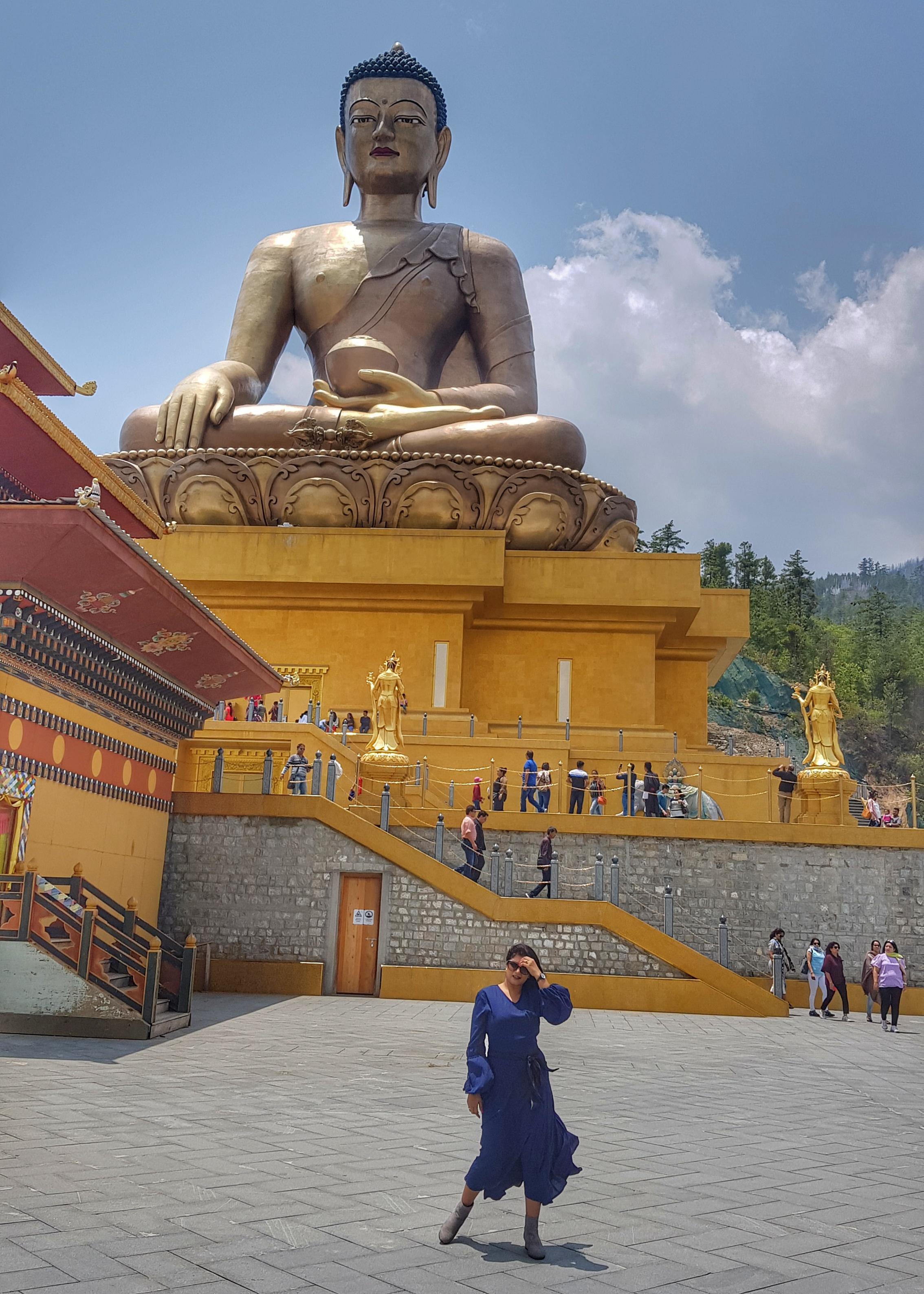 Buddha Dordenma, Buddha Point, Thimphu, Bhutan