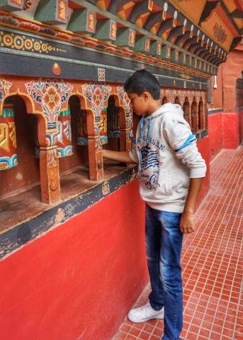 Bhutan 7night 8 day itinerary