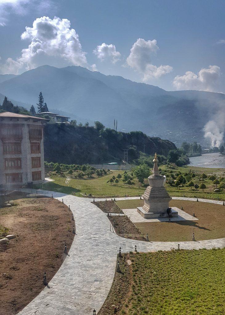 Le Meridien, Paro, Bhutan
