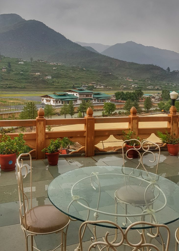 Bhutan 7 nights 8 days itinerary.