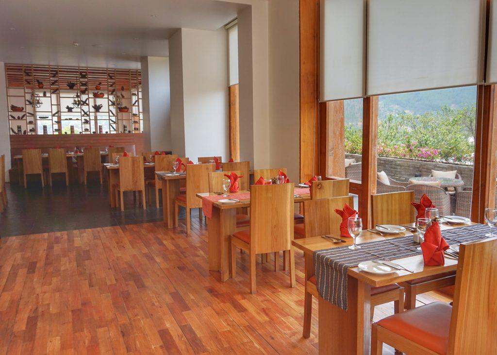 Norkhil Boutique Hotel & Spa Zama restaurant
