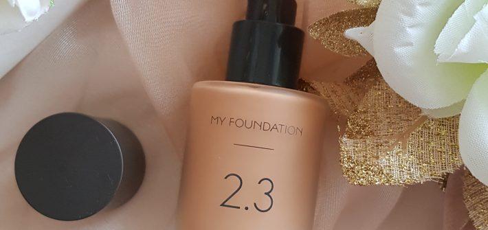 Innisfree My Foundation 2.3 shade W33