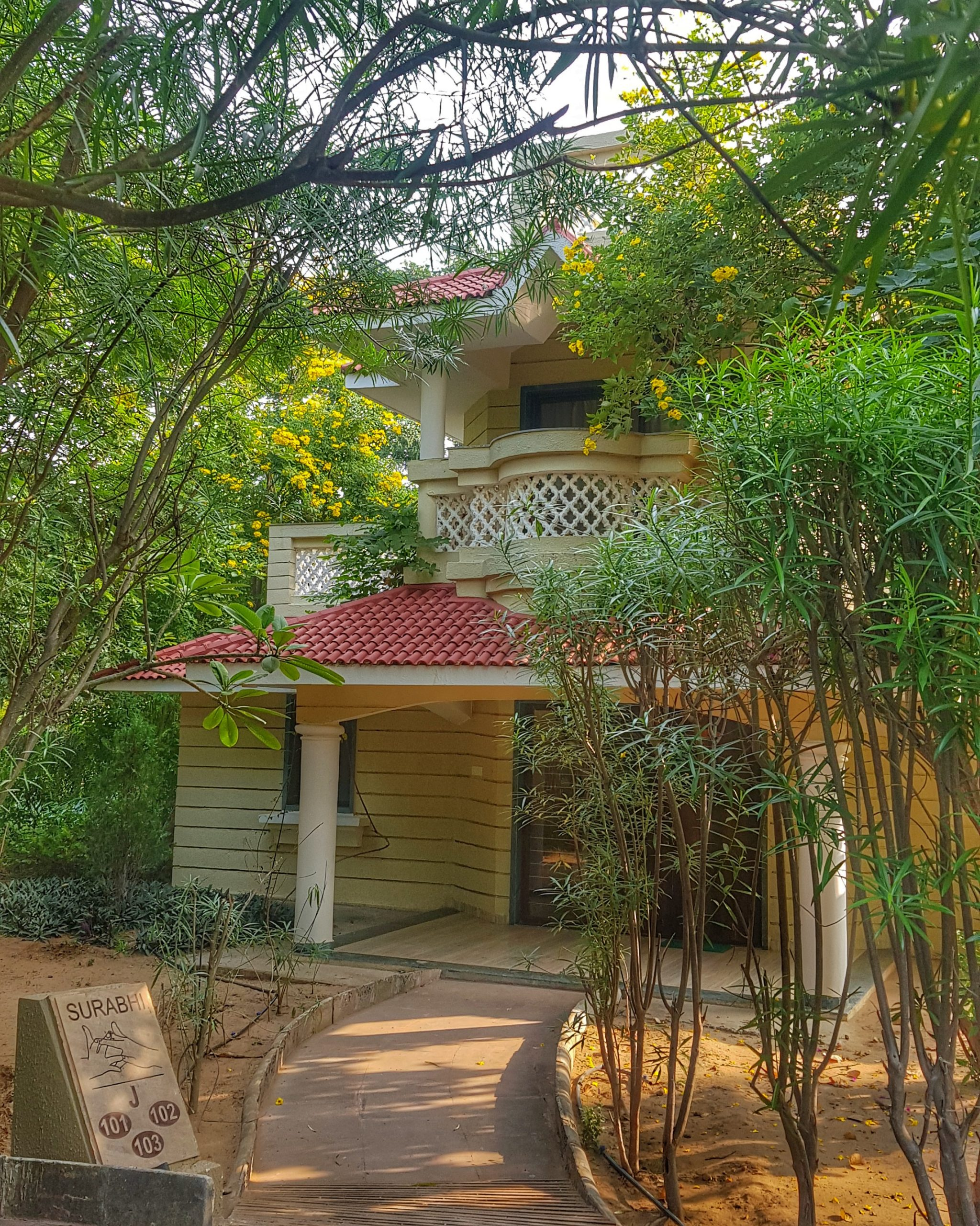 Cottages at Nimba Nature Cure Village
