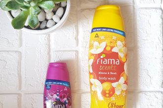 Fiama Scents Body Wash
