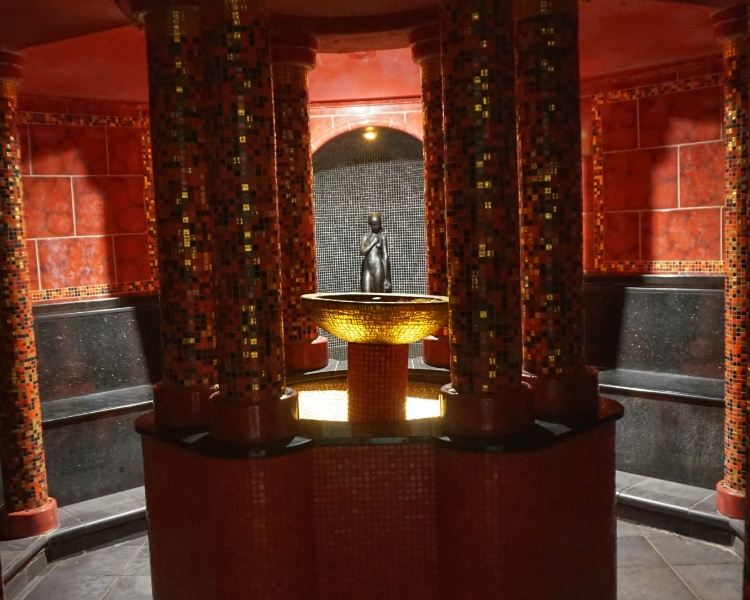 Turkish Hammam on Jalesh Cruises Karnika
