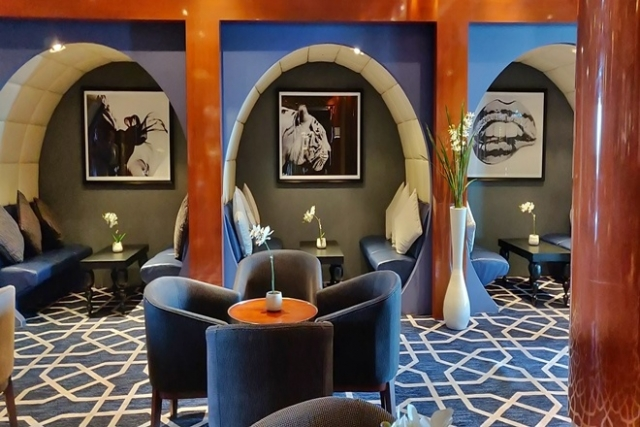 Chairman's Club  on Jalesh Cruises Karnika