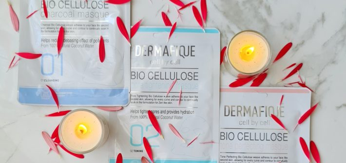 Dermafique Bio-Cellulose Face Masque